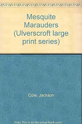 book cover of Mesquite Marauders