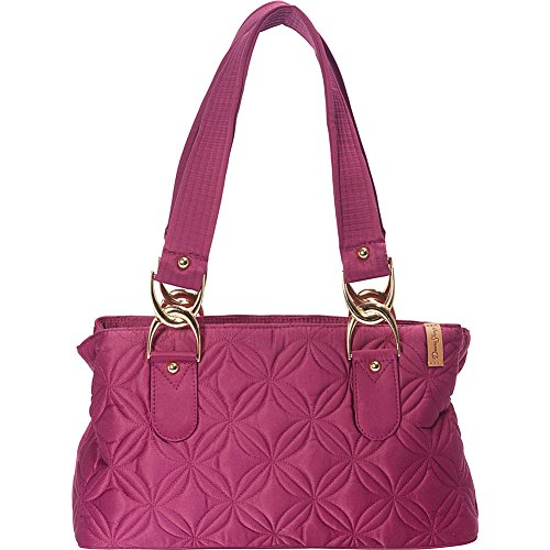 Reese Bag, Magenta (Donna Sharp Quilted Handbags)