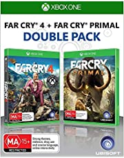 Far Cry 4 + Far Cry Primal Xbox One Game