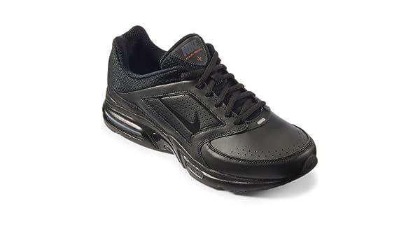 cheap for discount ab0b8 041eb Amazon.com  Nike Mens Air Max Health Walker+8 Walking Shoes (14, Black)   Walking