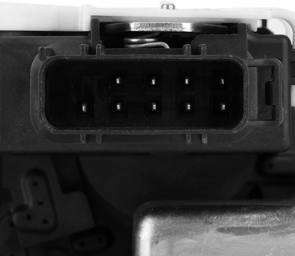 EBTOOLS ABS Kunststoff Auto Hintert/ürschloss Verriegelungs Mechanismus f/ür YC15 V43288 ES