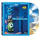 Cover Image for 'Monsters, Inc. (3-Disc Edition)'