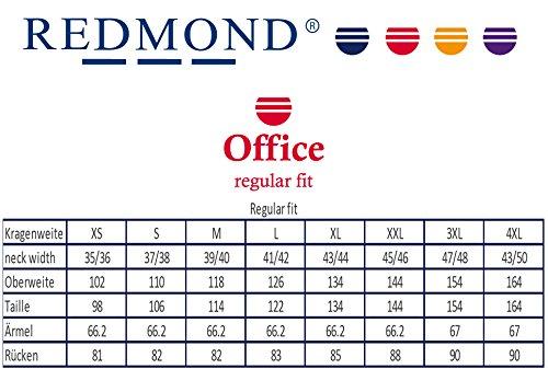 Rotmond Office Hemd Kent bügelfrei (150300) B06XC1C6FJ Business Neue Sorten Sorten Sorten werden eingeführt a0c7c3