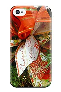 YyhpKXH456sYVSi Christmas3 Awesome High Quality Iphone 4/4s Case Skin