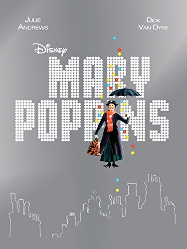 Scary Merry Kids Costumes - Mary Poppins 50th Anniversary