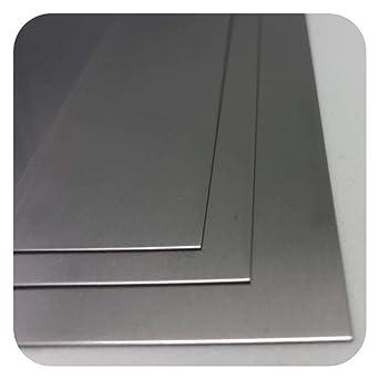 Chapa de acero inoxidable de 0,5 mm Nirosta V2 A 1.4301 ...