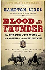 Blood and Thunder Kindle Edition