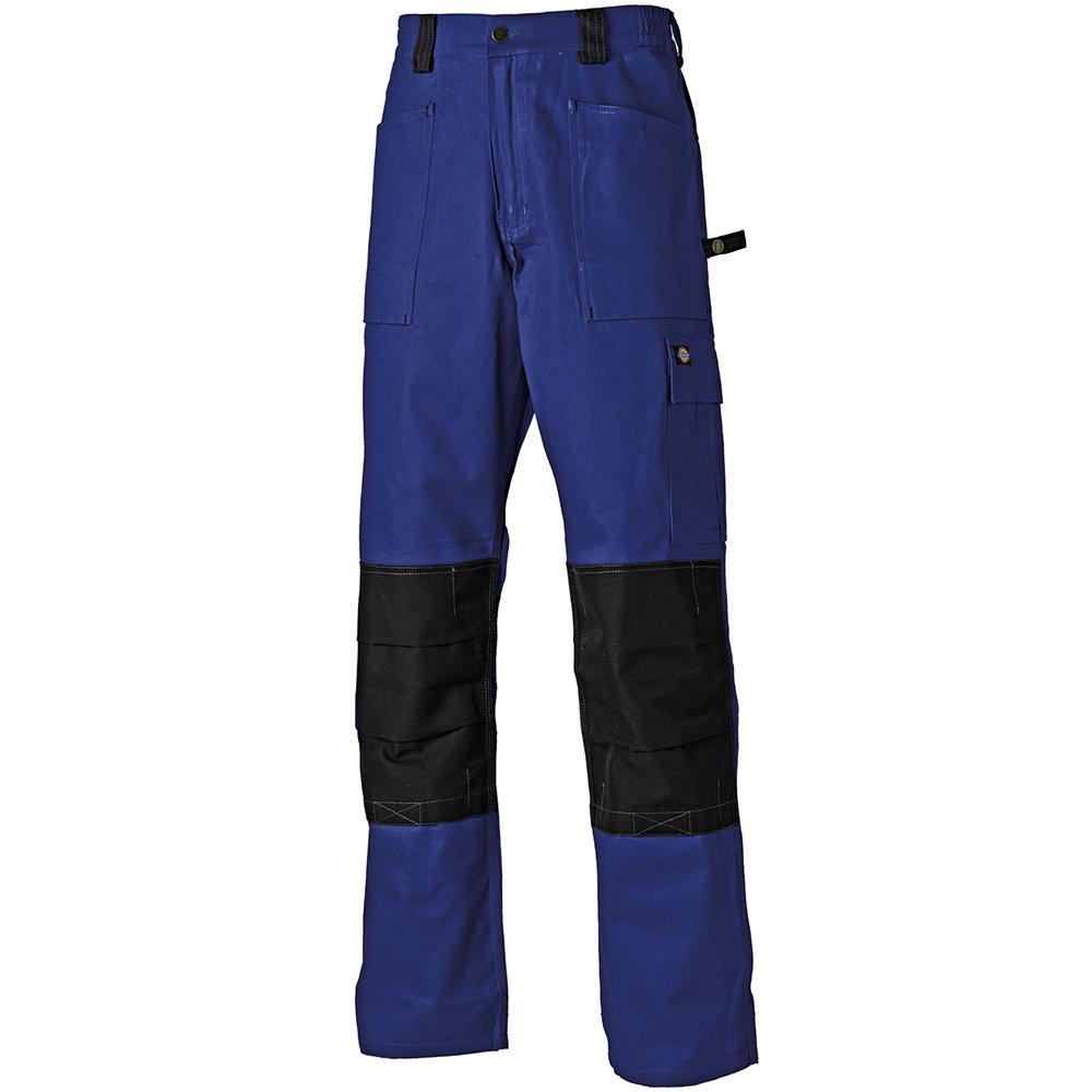 Dickies WD4930 WGY34T GDT 290 Pantalon Taille 102 Blanc/Gris