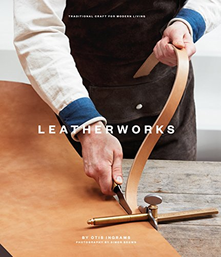 the art of hand sewing leather - 8