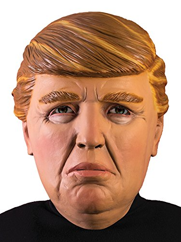 [Forum Novelties 77472 Trump Adult 3/4 Latex Mask, Donald] (Closeout Costumes)