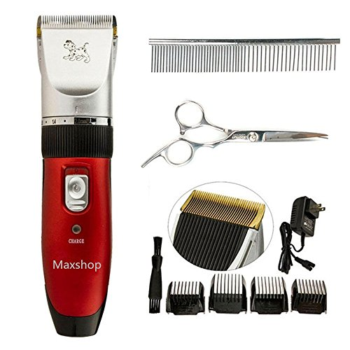Maxshop Ceramic Cordless Electric Grooming