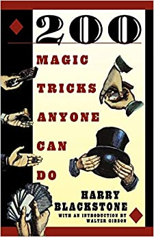 Download 200 Magic Tricks Anyone Can Do Epub Free