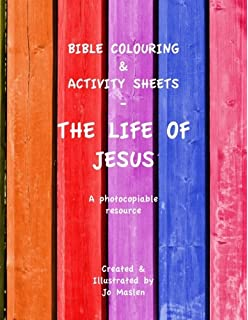 The Beginner\'s Bible Super-Duper, Mighty, Jumbo Coloring Book ...