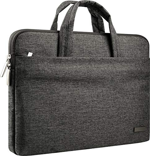 CCPK 15 Inch Laptop Sleeve Case Bag with Handle Waterproof Briefcase Compatible for Apple 15.4