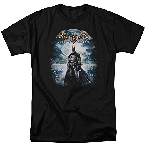 Trevco Batman Aa-Game Cover - Short Sleeve Adult 18-1 Tee - Black44; 3X at Gotham City Store