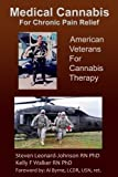 img - for Medical Cannabis for Chronic Pain Relief: American Veterans for Cannabis Therapy book / textbook / text book