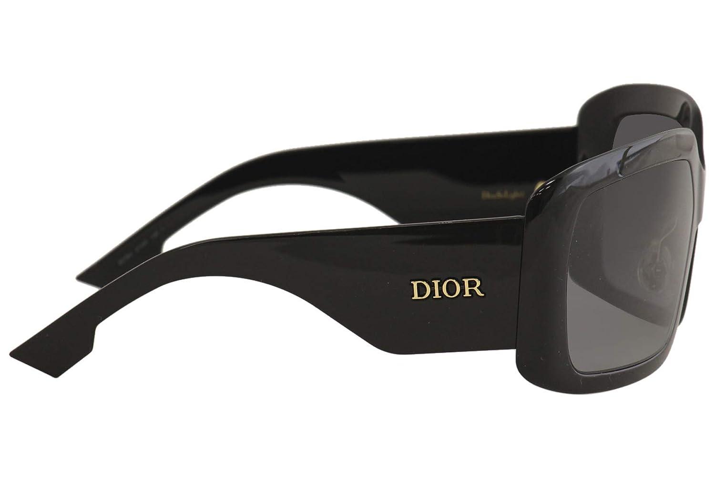 Amazon.com: Dior DIOR SO LIGHT 2 BLACK/GREY SHADED 61/20/130 ...