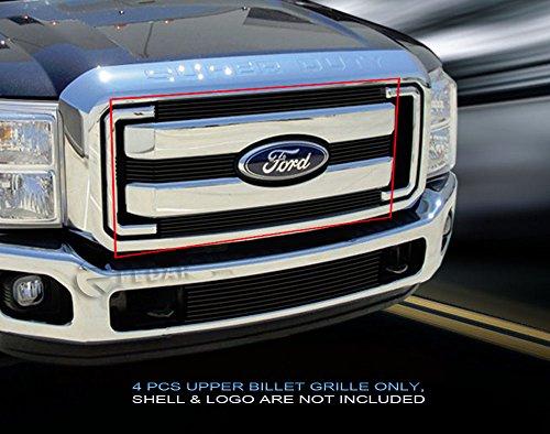 Fedar Main Upper Billet Grille Insert for 2011-2016 Ford F-250/F-350/F-450/F-550 XLT/Lariat/King Ranch