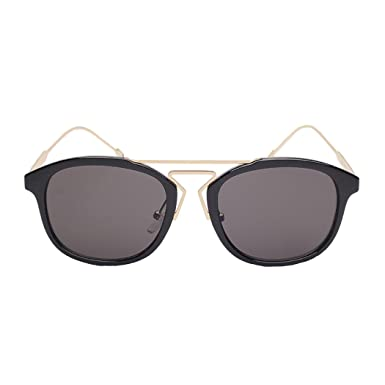 Amazon.com: D.King - Gafas de sol cuadradas de colores con ...