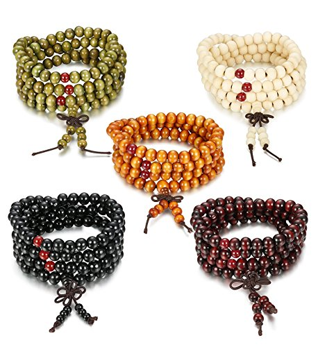 FIBO STEEL Bracelet Necklace Buddhist