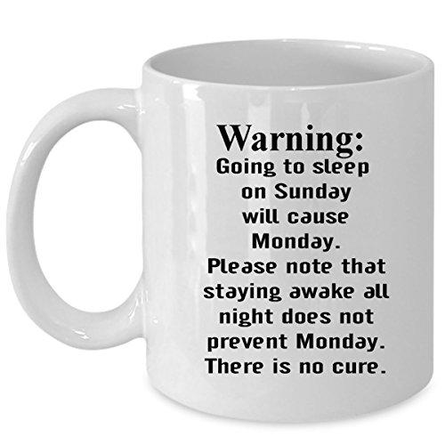 Buy garfield mug coffee mondays