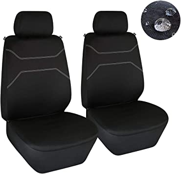 car Universal Light Weight Water Resistant Nylon Seat Protector Cover garage