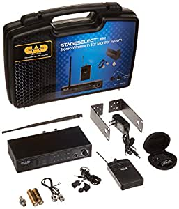 CAD Audio StageSelectIEM In-Ear Audio Monitor System