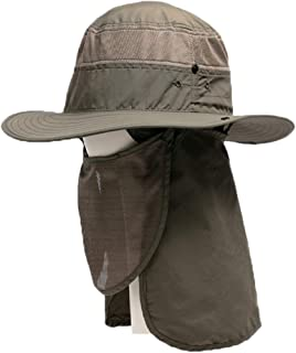 product image for Henschel Large/X-Large Olive Wellston Crushable 62829 Cotton w Mesh Crown UPF 50