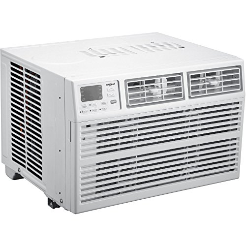 Whirlpool Energy 24,000 BTU Window-Mounted Air Conditioner Remote White