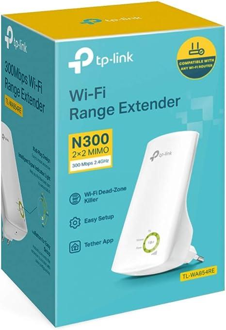 TP-Link Extensor de red WiFi No compatible con algun Operador