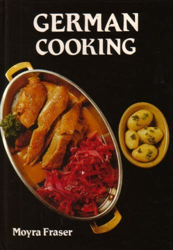 German cooking by Moyra Fraser