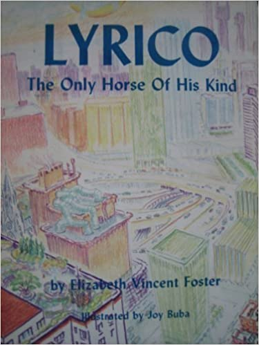 Book Lyrico : The Only Horse of His Kind