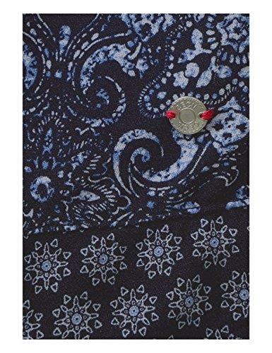 Bleu Cecil 30128 Blue Blouse Femme Deep qgxvHg