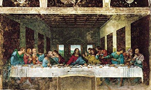 "Chamberart 1000 piece Premium Jigsaw Puzzles ""The Last Supper"" A-1072 by Leonardo Davinci"