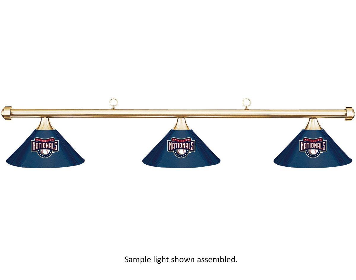 Imperial MLB MLB ワシントンナショナルズ B01KABGD4U ブルーメタルシェード&真鍮バービリヤードプールテーブルライト Imperial B01KABGD4U, メムロチョウ:d90e49a6 --- gamenavi.club