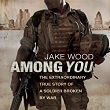 Among You Audiobook by Jake Wood Narrated by Joe Coen