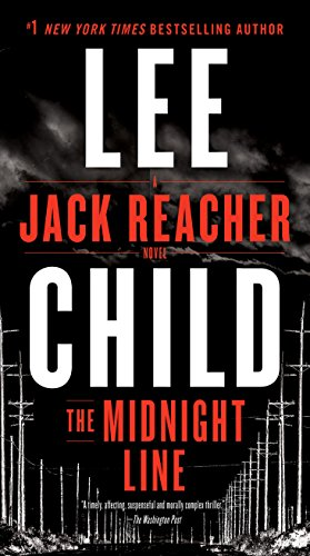 Large Product Image of The Midnight Line: A Jack Reacher Novel