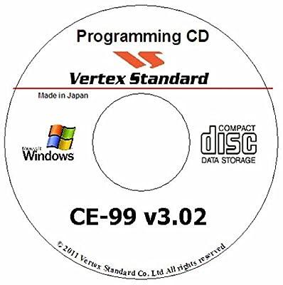 Vertex Standard Ce-99 Programming Software