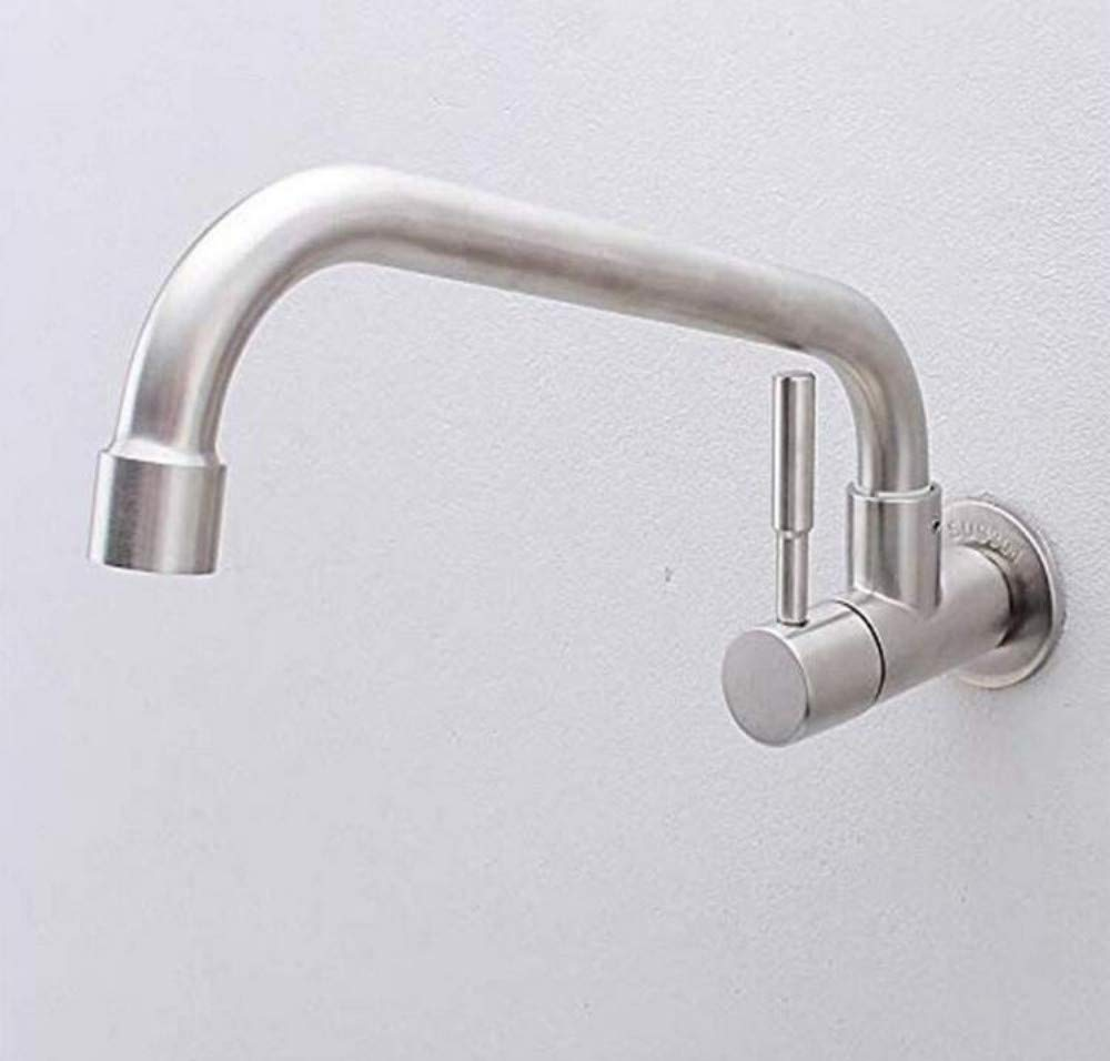 Faucet Lead-Free Square Innovationstainless Steel Faucet Kitchen Faucet Sink Faucet