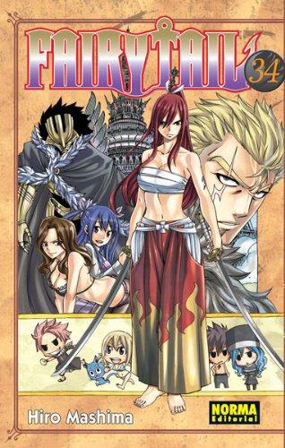 Descargar Libro Fairy Tail 34 Hiro Mashima