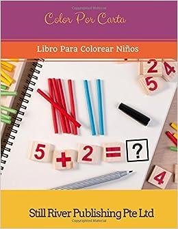 Amazon.com: Color Por Carta: Libro Para Colorear Niños ...