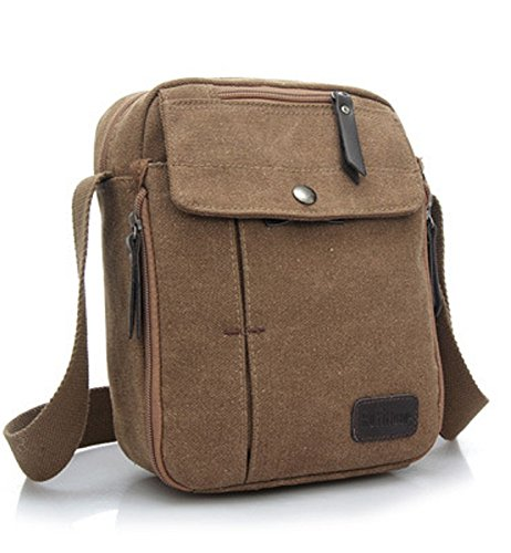 Canvas Small Shoulder Messenger