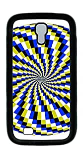 TUTU158600 Hard Snap on Phone Case case for samsung galaxy s4 4d - Visual map6 circle