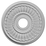 Ekena Millwork CM16ML Ceiling Medallion Primed