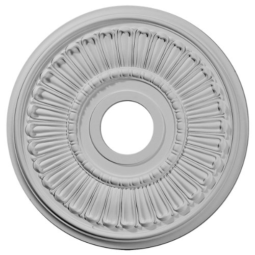 Ekena Millwork CM16ML Ceiling Medallion, Primed