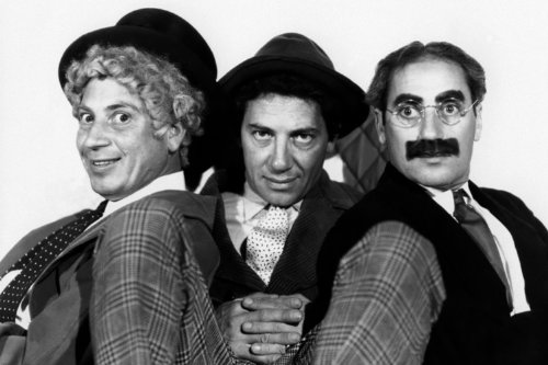 MARX BROTHERS PUBLICITY STILL poster GOOFY comical EXPRESSIVE 24X36 (Poster Brothers Marx)
