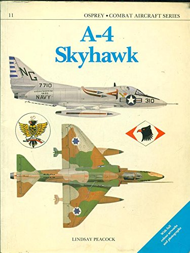 A 4 Skyhawk (Osprey Combat Aircraft) for sale  Delivered anywhere in USA