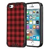 Best Zizo Iphone 5s Accessories - iPhone SE Case, Capsule-Case Hybrid Dual Layer Slim Review
