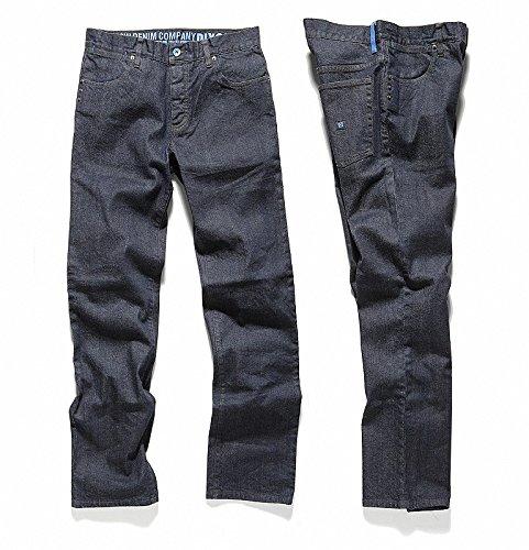 KR3W Dixon Dark Blue Denim Jeans (28)