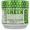 Green Surge Green Superfood Powder Supplement Greens Drink W Spirulina Wheat Barley Grass Organic Greens Probiotics Digestive Enzymes 30sv Keto Friendly